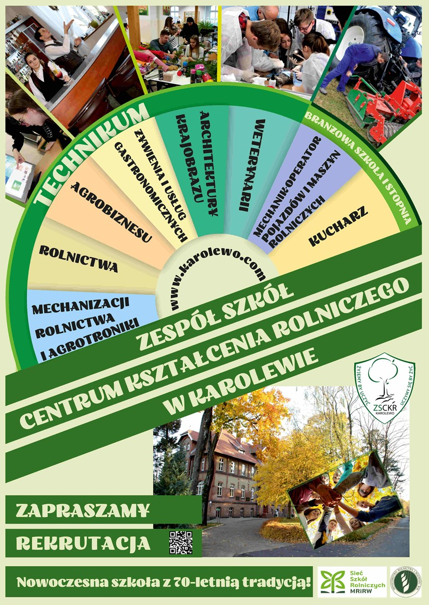 ZSCKR Karolewo plakat
